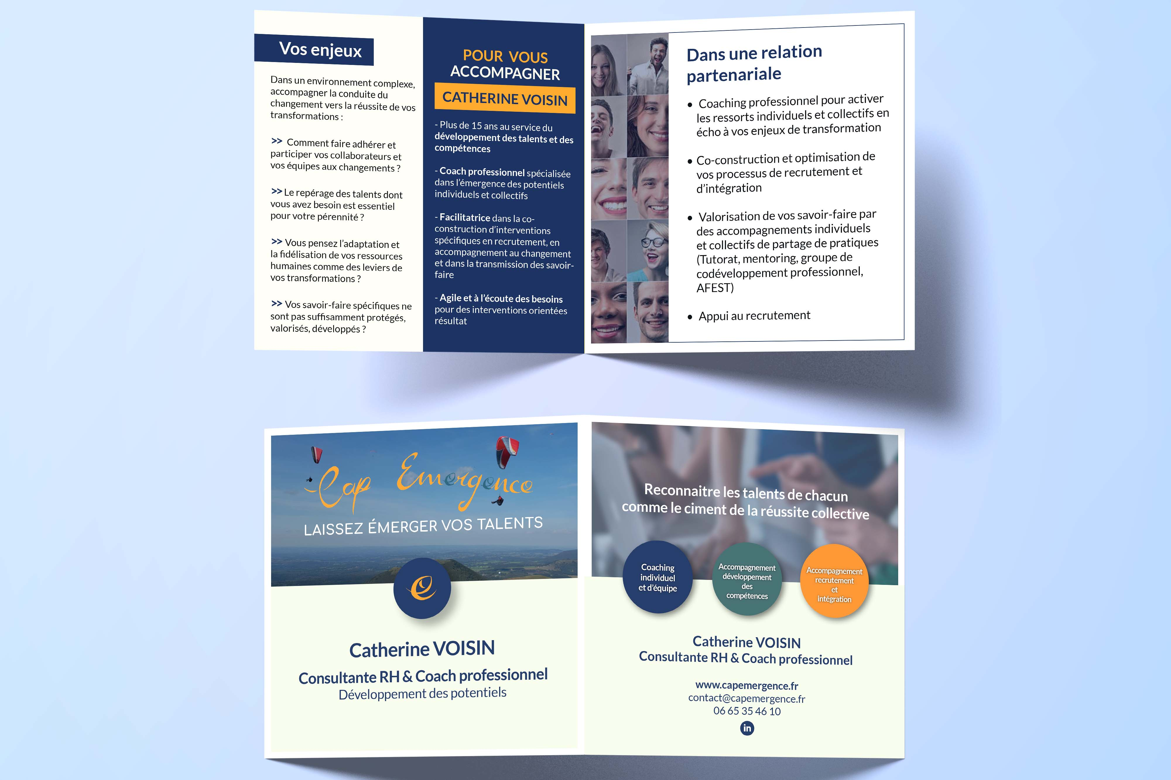 Leaflet Cap Emergence