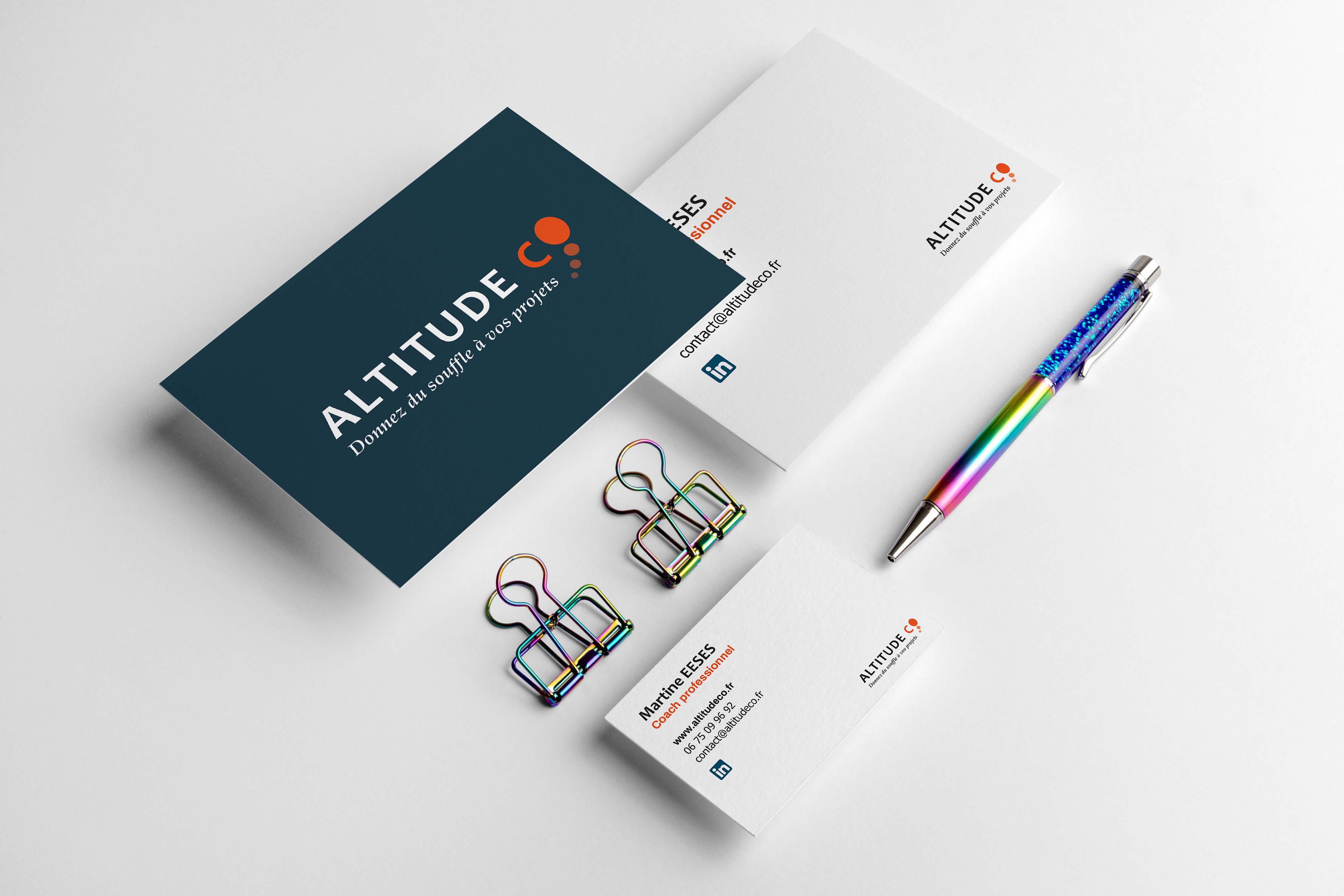Graphic design Altitude Co