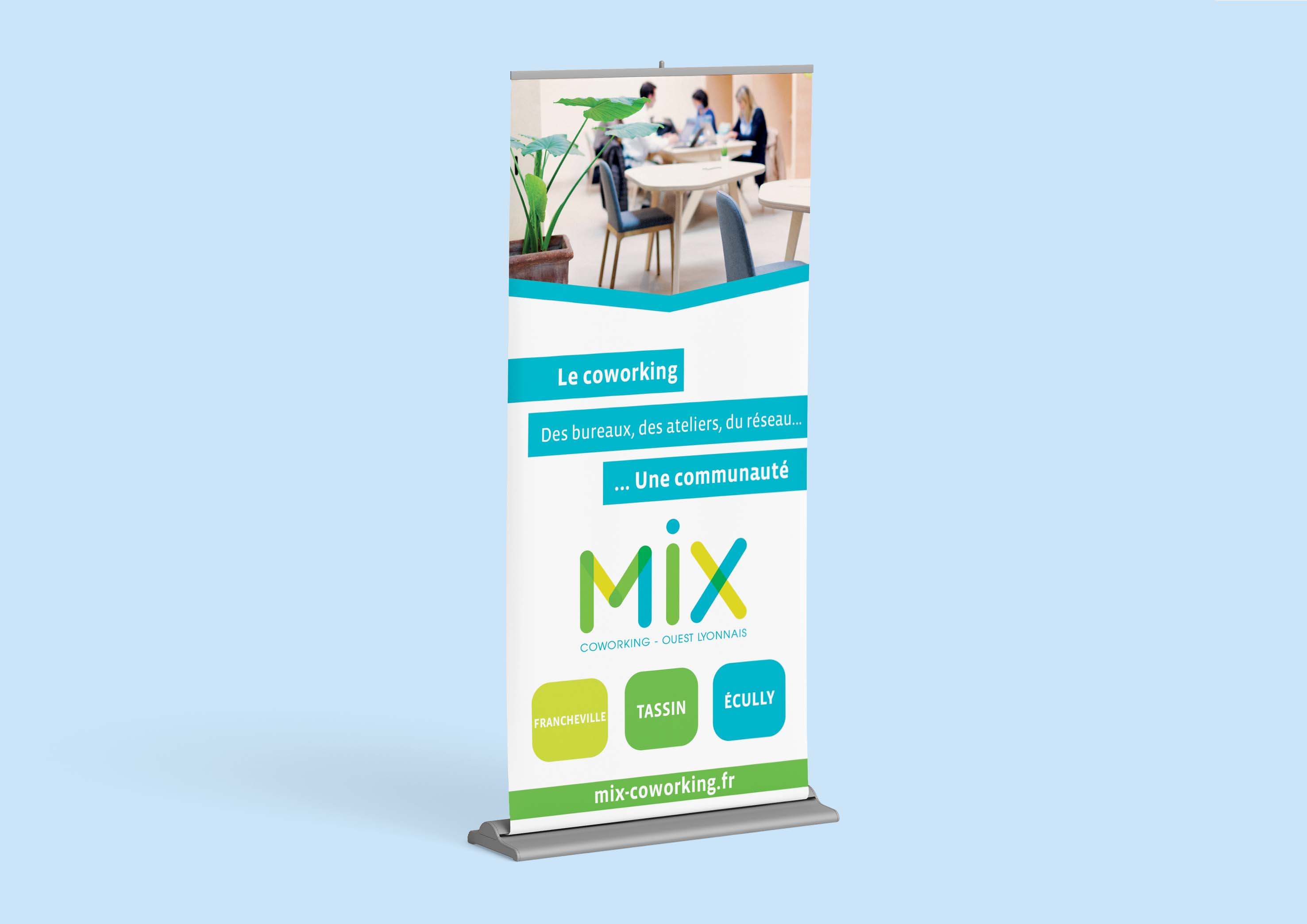roll-up MIX Coworking